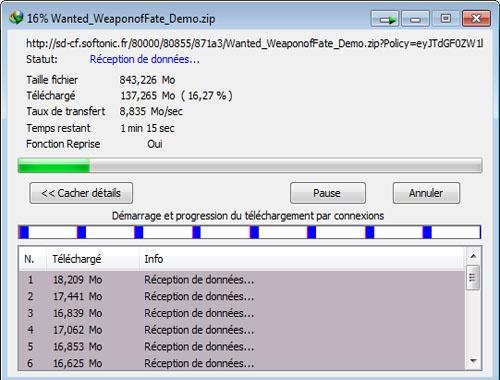 supprimer Internet Download Manager