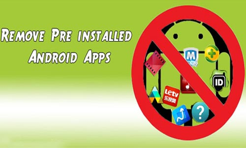 effacer application sous android
