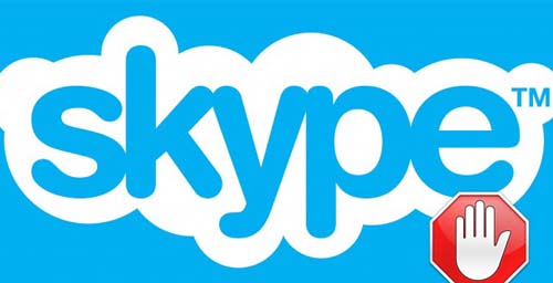 effacer conversation skype