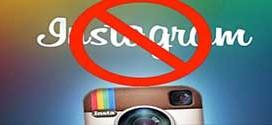 Désactiver mon compte Instagram