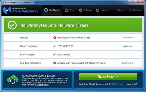 Malwarebytes Anti-Malware1