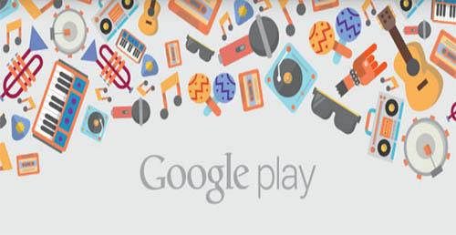 supprimer de google play