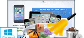 Nettoyer votre mobile avec iPhone Data Cleaner app