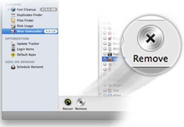 supprimer Drive Genius Mac