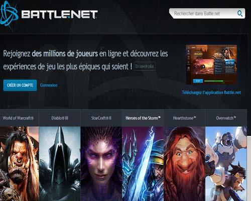 effacer compte battle.net