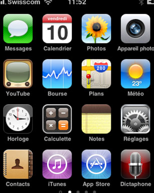 supprimer contacts iphone