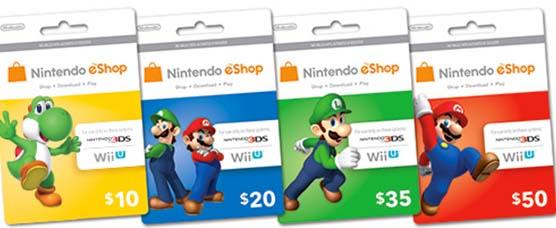 achat avec compte Nintendo eShop