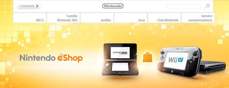 compte Nintendo eShop
