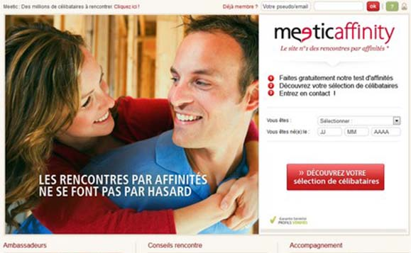 effacer compte meetic affinity