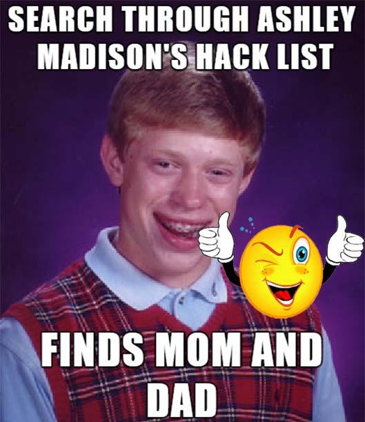 effacer compte Ashley Madison