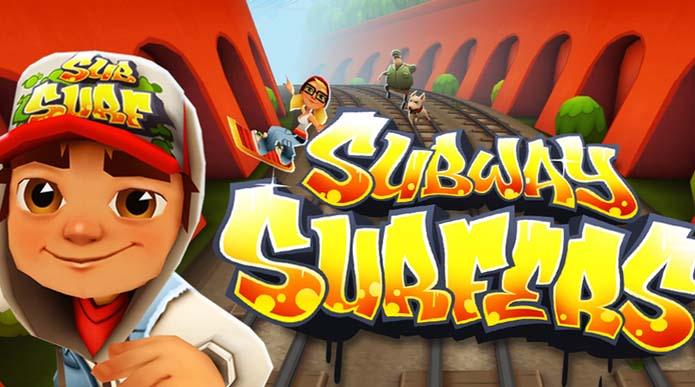 effacer score subway surfers