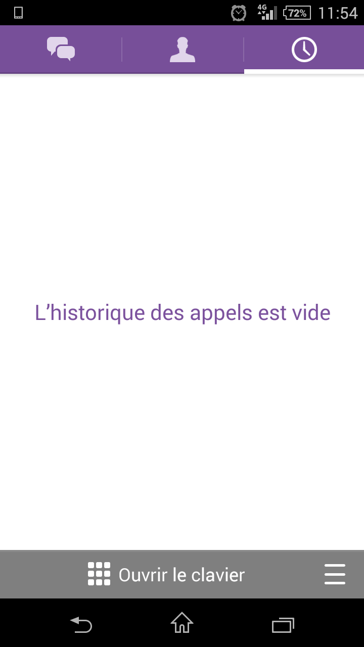 désactiver votre application Viber
