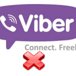 Supprimer viber