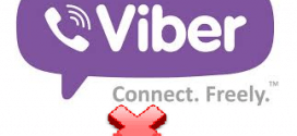 Comment désactiver mon compte viber mobile?