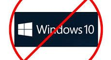 Comment supprimer windows 10?