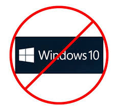 comment désinstaller windows 10