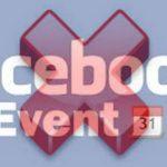 supprimer évènement sur Facebook