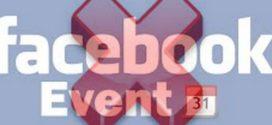 Supprimer un évènement Facebook