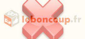 Supprimer un compte LeBonCoup