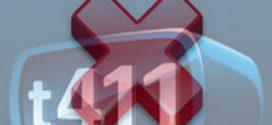 Supprimer un compte T411