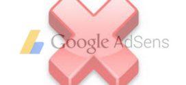 Comment supprimer un compte Google AdSense?
