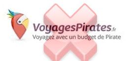 Supprimer un compte voyages pirates