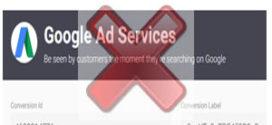 Supprimer Googleadservices.com