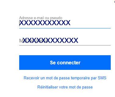 connexion au compte ebay