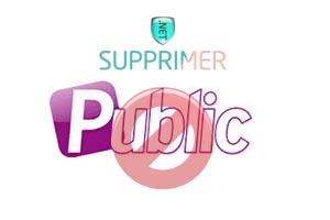 résiliation public magazine