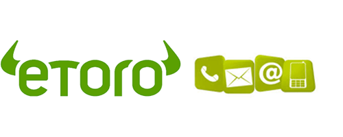 contact service client eToro