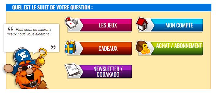 Supprimer un compte Ludokado