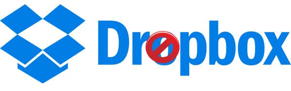 Supprimer mon compte Dropbox
