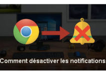 Comment désactiver les notifications Dans Google Chrome