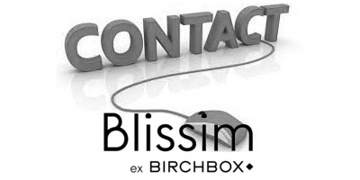 Contact service client Blissim